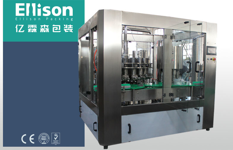 Piston Beverage Bottling Machine Small Scale Bottle Filling Machine